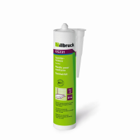 illbruck GS231 Sanitär-Silikon - transparent 0 310ml 12 Stk/KTN